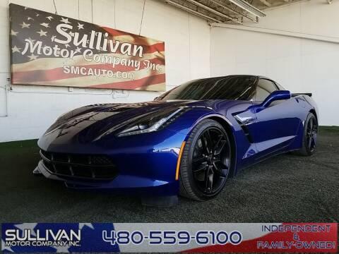 2017 Chevrolet Corvette for sale at TrucksForWork.net in Mesa AZ