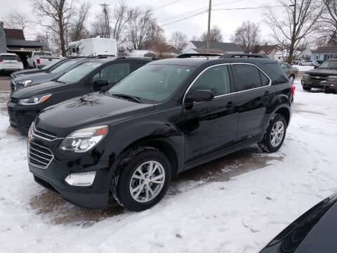 2016 Chevrolet Equinox for sale at Economy Motors in Muncie IN