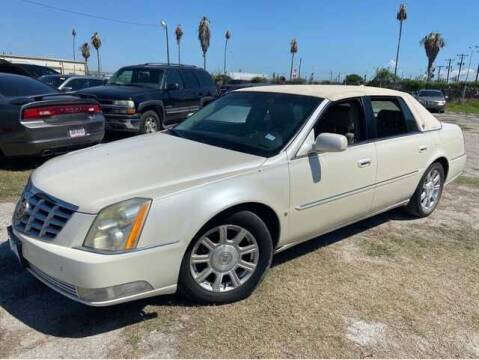 2009 Cadillac DTS for sale at CARDEPOT in Fort Worth TX