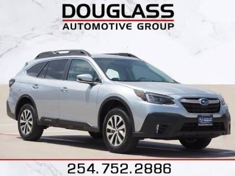 2021 Subaru Outback for sale at Douglass Automotive Group - Douglas Subaru in Waco TX