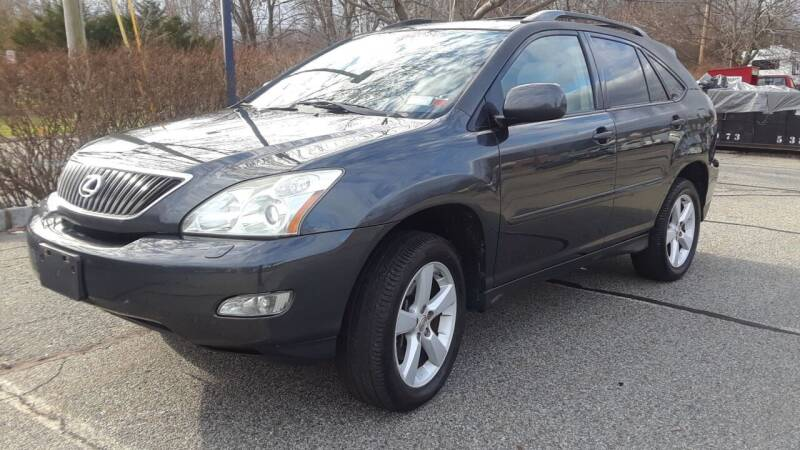 2007 Lexus RX 350 for sale at Jan Auto Sales LLC in Parsippany NJ