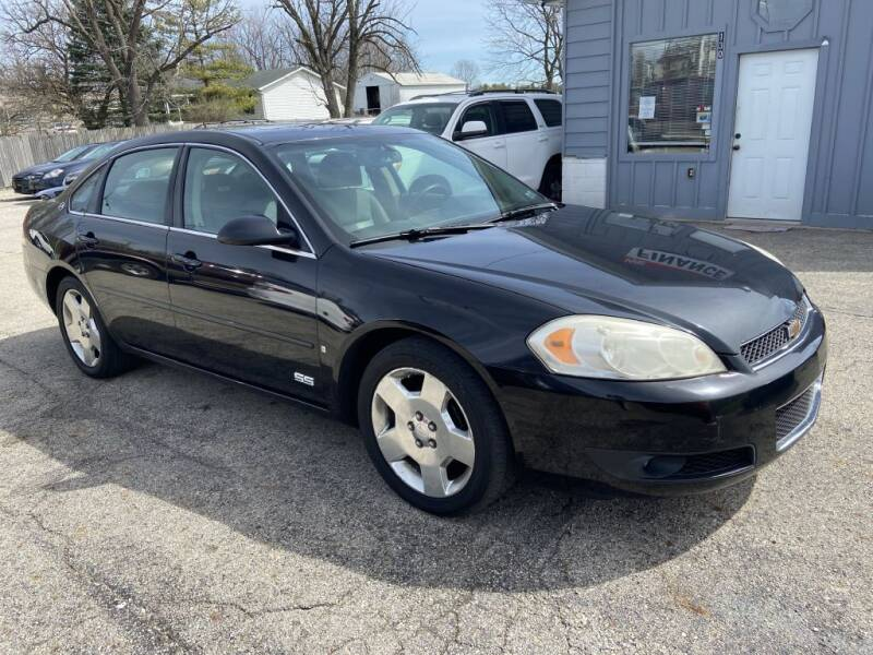 2006 Chevrolet Impala for sale at Stiener Automotive Group in Galloway OH