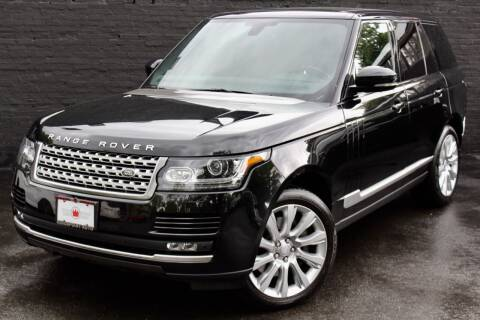 2015 Land Rover Range Rover for sale at Kings Point Auto in Great Neck NY