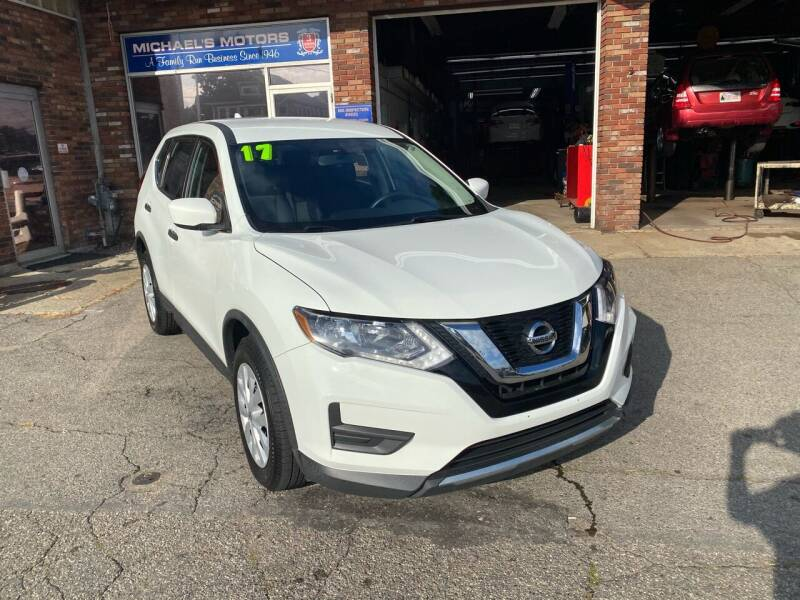 2017 Nissan Rogue for sale at Michaels Motor Sales INC in Lawrence MA