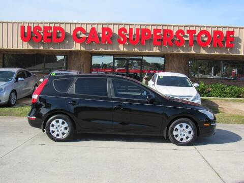 2011 Hyundai Elantra Touring for sale at Checkered Flag Auto Sales NORTH in Lakeland FL
