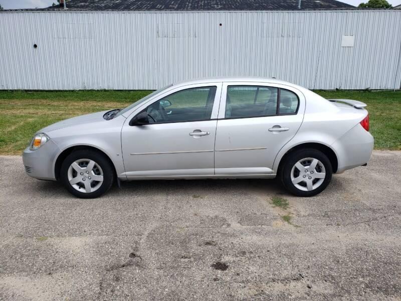 2008 Chevrolet Cobalt for sale at Steve Winnie Auto Sales in Edmore MI