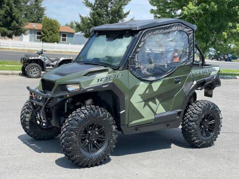 2018 Polaris General 1000 EPS Limited for sale at Harper Motorsports-Powersports in Post Falls ID