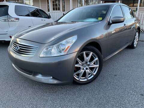 2009 Infiniti G37 Sedan for sale at Georgia Car Shop in Marietta GA