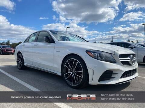 2020 Mercedes-Benz C-Class for sale at Fishers Imports in Fishers IN