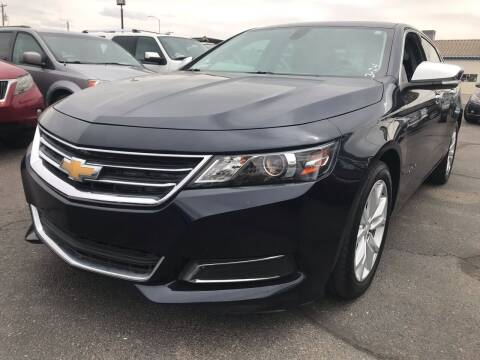 2016 Chevrolet Impala for sale at Town and Country Motors in Mesa AZ