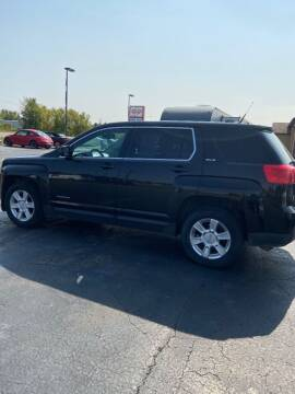 2011 GMC Terrain for sale at DAVE KNAPP USED CARS in Lapeer MI