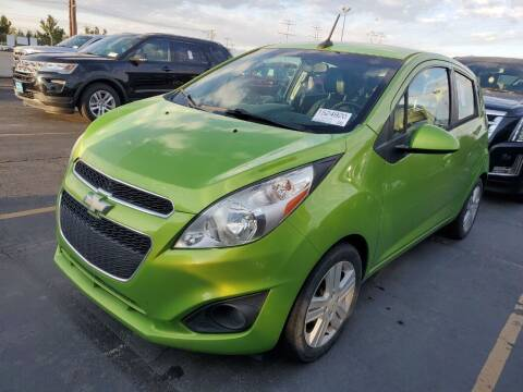 2014 Chevrolet Spark for sale at A.I. Monroe Auto Sales in Bountiful UT