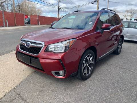 2015 Subaru Forester for sale at JMAC IMPORT AND EXPORT STORAGE WAREHOUSE in Bloomfield NJ