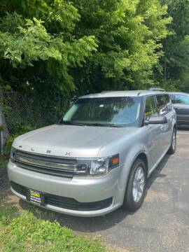 2017 Ford Flex for sale at Chinos Auto Sales in Crystal MN