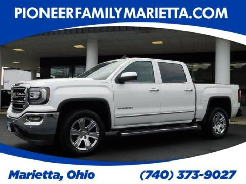 2018 GMC Sierra 1500 for sale at Pioneer Family preowned autos in Williamstown WV