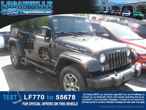 2015 Jeep Wrangler Unlimited for sale at Loganville Quick Lane and Tire Center in Loganville GA