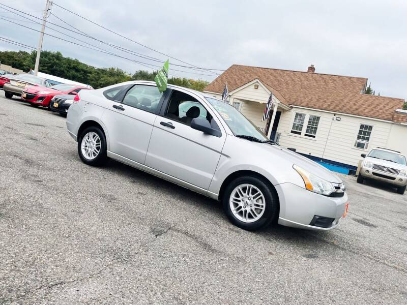 2009 Ford Focus for sale at New Wave Auto of Vineland in Vineland NJ