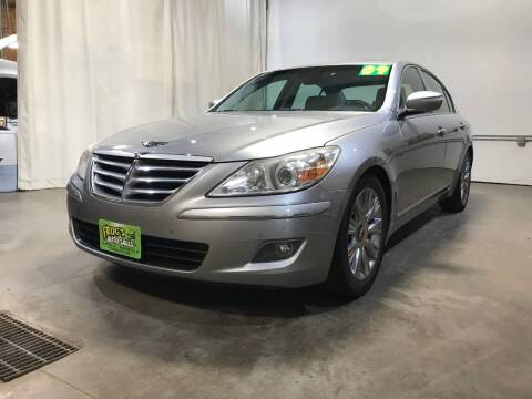 2009 Hyundai Genesis for sale at Frogs Auto Sales in Clinton IA