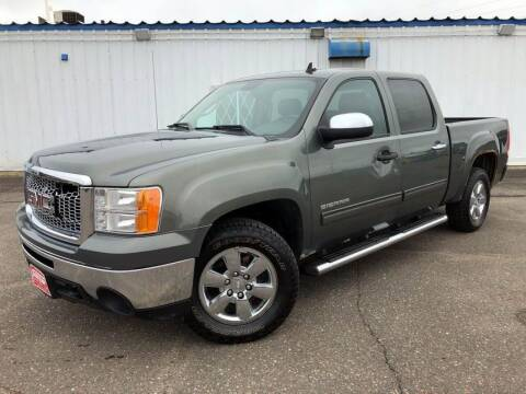 2011 GMC Sierra 1500 for sale at STATELINE CHEVROLET BUICK GMC in Iron River MI