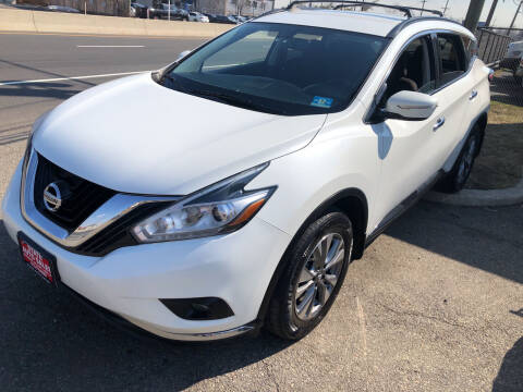 2015 Nissan Murano for sale at STATE AUTO SALES in Lodi NJ
