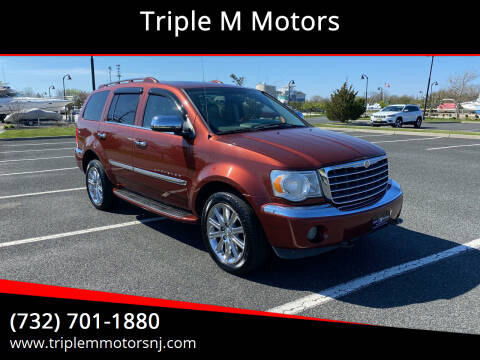 2008 Chrysler Aspen for sale at Triple M Motors in Point Pleasant NJ