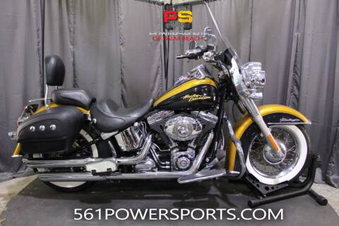 2008 Harley-Davidson Softail® Deluxe for sale at Powersports of Palm Beach in Hollywood FL