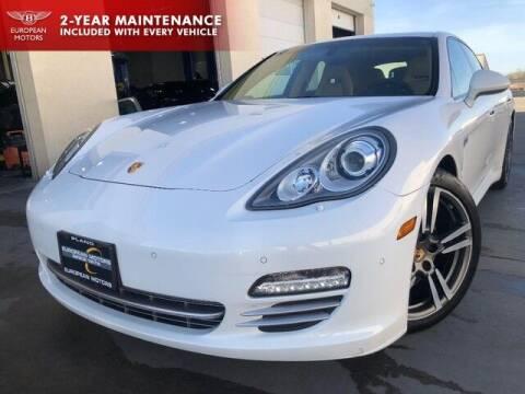 2013 Porsche Panamera for sale at European Motors Inc in Plano TX