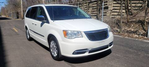 2011 Chrysler Town and Country for sale at U.S. Auto Group in Chicago IL
