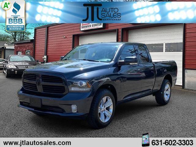 2014 RAM Ram Pickup 1500 for sale at JTL Auto Inc in Selden NY
