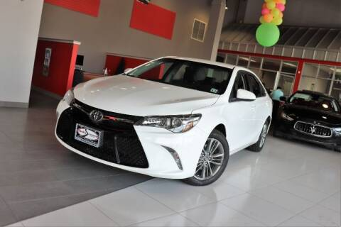2017 Toyota Camry for sale at Quality Auto Center in Springfield NJ