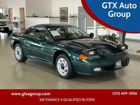 1992 Dodge Stealth for sale at UNCARRO in West Chester OH