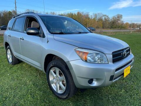 2008 Toyota RAV4 for sale at Sunshine Auto Sales in Menasha WI