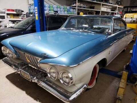 1961 Plymouth Fury for sale at Classic Car Deals in Cadillac MI