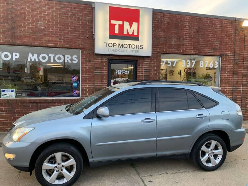 2004 Lexus RX 330 for sale at Top Motors LLC in Portsmouth VA