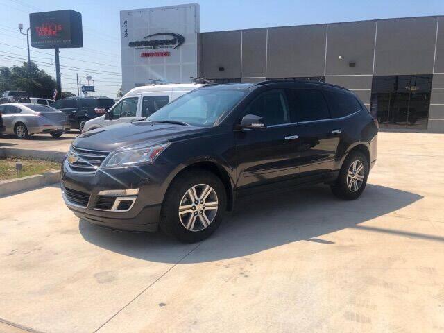 2015 Chevrolet Traverse for sale at Eurospeed International in San Antonio TX