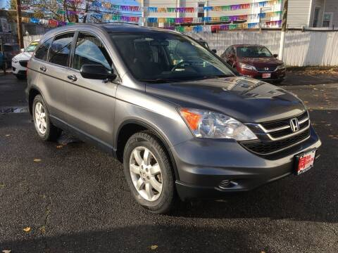 2011 Honda CR-V for sale at B & M Auto Sales INC in Elizabeth NJ