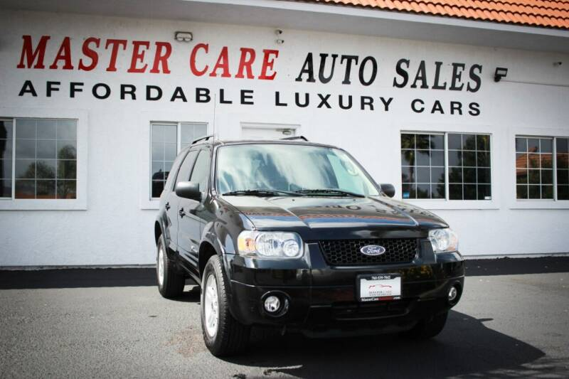 2007 Ford Escape Hybrid for sale at Mastercare Auto Sales in San Marcos CA