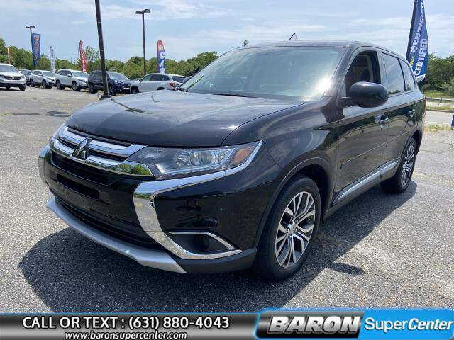 2016 Mitsubishi Outlander for sale at Baron Super Center in Patchogue NY