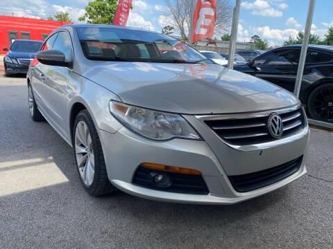 2009 Volkswagen CC for sale at R-Motors in Arlington TX