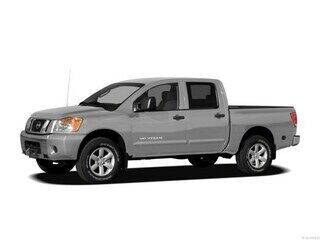 2012 Nissan Titan for sale at Kiefer Nissan Budget Lot in Albany OR