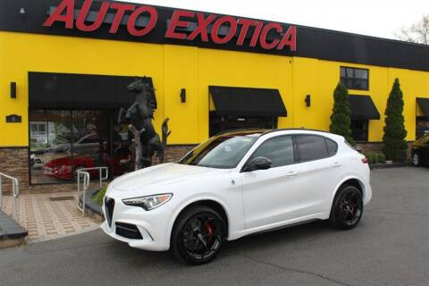 2020 Alfa Romeo Stelvio Quadrifoglio for sale at Auto Exotica in Red Bank NJ