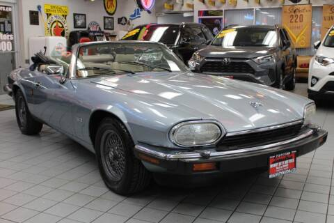 1993 Jaguar XJ-Series for sale at Windy City Motors in Chicago IL