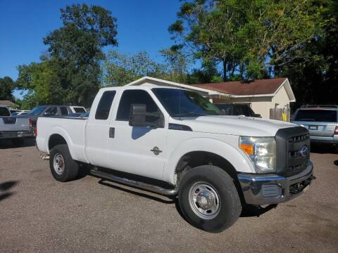 2011 Ford F-250 Super Duty for sale at QLD AUTO INC in Tampa FL