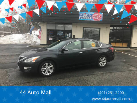 2013 Nissan Altima for sale at 44 Auto Mall in Smithfield RI