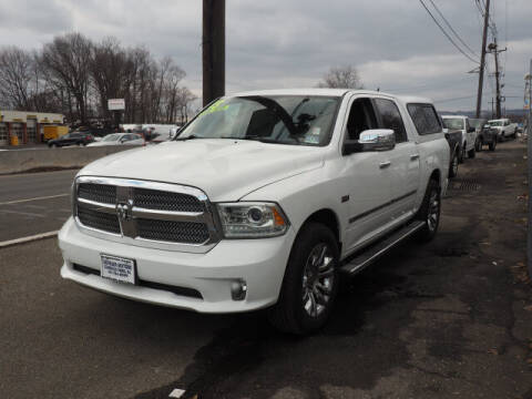 2013 RAM Ram Pickup 1500 for sale at Scheuer Motor Sales INC in Elmwood Park NJ