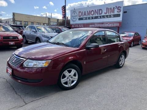 2006 Saturn Ion for sale at Diamond Jim's West Allis in West Allis WI