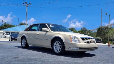 2010 Cadillac DTS for sale at Select Autos Inc in Fort Pierce FL