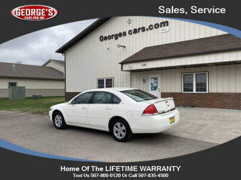 2008 Chevrolet Impala for sale at GEORGE'S CARS.COM INC in Waseca MN