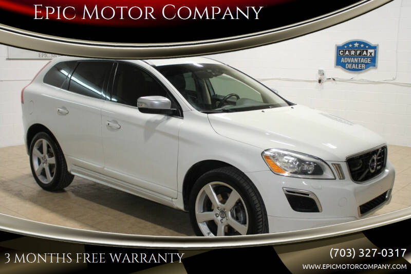 2012 Volvo XC60 for sale at Epic Motor Company in Chantilly VA
