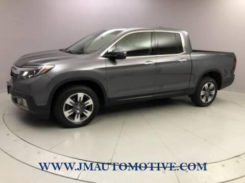 2017 Honda Ridgeline for sale at J & M Automotive in Naugatuck CT